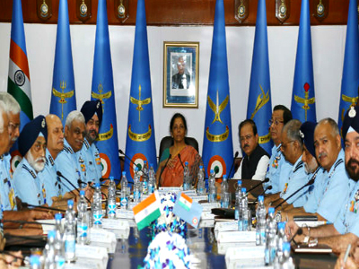 IAF-Commanders-Conference